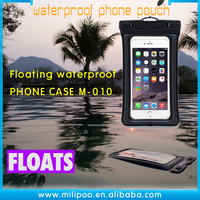 RoHs REACH Certified to 100 Feet Floating Waterproof Case for iPhone 7/7 Plus