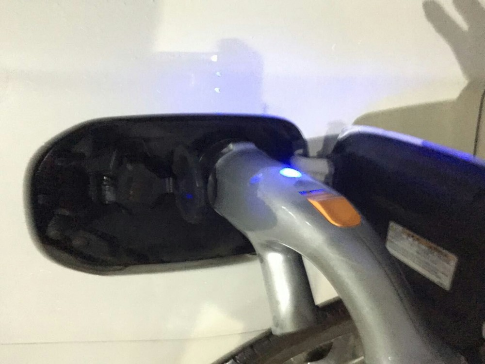 EV DC Charging Connector /Chademo plug and CHAdeMO standard