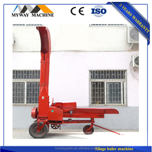 Ensiling chaff cutter for animal feed /agricultural chaff cutter /chaff cutter machine