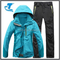 New Fashion xxl womens ski jacket