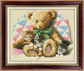 New design for diy diamond painting(Teddy bear2)