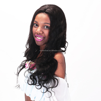 beautiful body wave brazilian hair full lace wig for sale