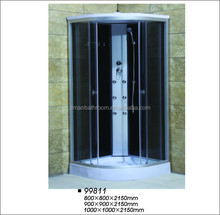 New Design Hot Sale High Quality And Low Price Steam Shower Room/shower cabin/shower box
