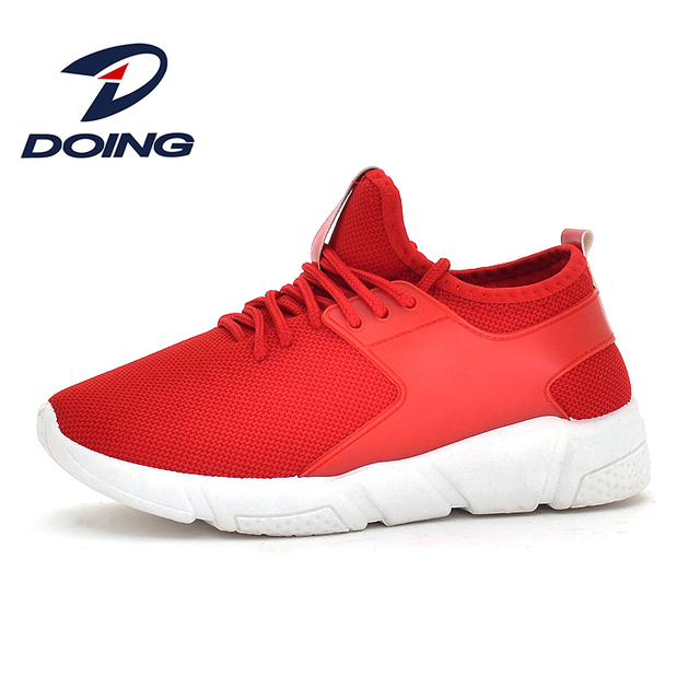 2018 New style Korea cheap summer breathable anti-skidding men casual running shoes sneakers