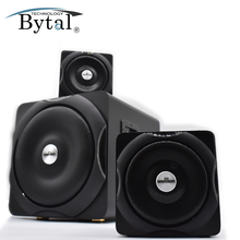 Remote Control 2.1 Multimedia Active Subwoofer Bass Box Home Theatre Computer UBS Bluetooth Speaker