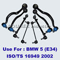 Gold Supplier Auto Suspension System Kit Controm Arm Kit Use for BMW E34