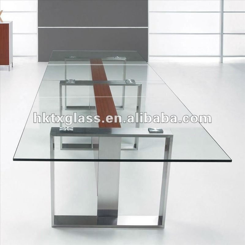 Conference Table Glass