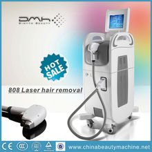Permanent hair removal instrument, long pulse laser hair removal beauty equipment device for removal hair