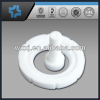reinforced molded drawing ptfe part