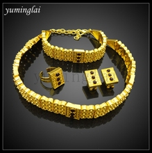 FHK2947 artificial jewellery gold plated jewelry wholesale pakistan jewelry fashion