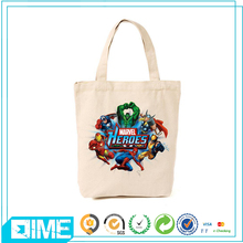 Personalized Male&Female Promotional Cotton Tote Bag