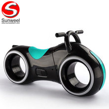 Sunweel Mini Flashing Wheel Kid Electric Scooter Toy Baby Scooter
