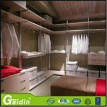 slap-up cloth rack double canvas wardrobe