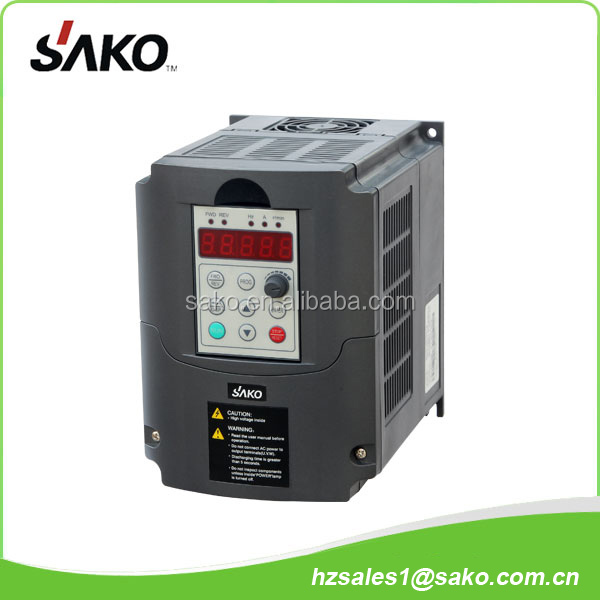 3 Phase Automatic AC Variable Frequency Drive Inverter Drive For Pump