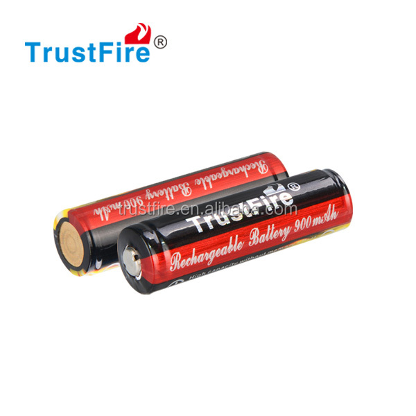 Rechargeable lithium aa battery / li-ion battery 14500 / aa lithium battery 3.6v 900mAh 700mAh