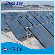 Cheap prices sun power solar thermal flat plate solar collector