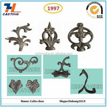 precision casting high quality casting iron crafts