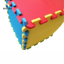 Bilink anti-slip 30x30x1cm interlocking Puzzle Crawling eva foam waterproof baby play mat