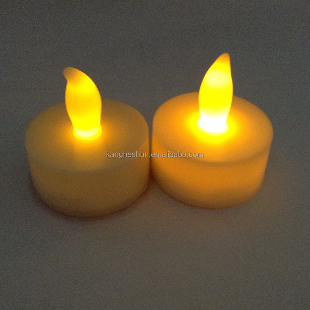 Wholesales Price Flameless Flickering LED Tea light Flameless LED Candle