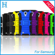 kickstand hybrid mobile phone covers for samsung galaxy s4 i9500 case