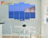 Sea Design Blue Group Wall Painting Art Gallery