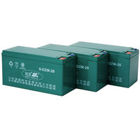 VRLA maintenance free battery 16v20ah recondition service
