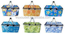 High Quality cheap storage basketr and aluminum beaded fruit basket