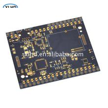 Hair straightener pcb gps gsm pcb electronic pcba projects