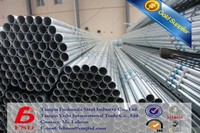 China Manufacturer Hot Sale ASTM A123 Galvanised Steel Tube