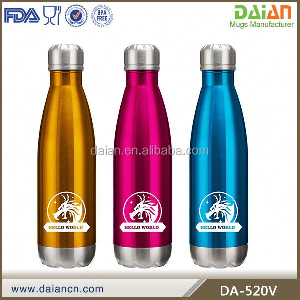 Insulated Double Wall Vacuum Swell bottle thermo