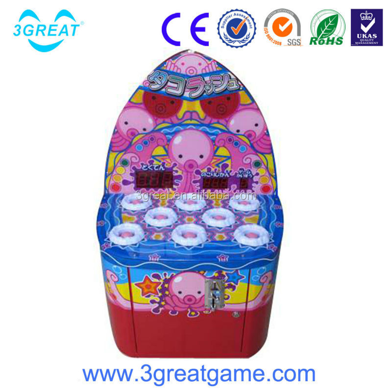 2014 new products happy octopus hit hammer children game