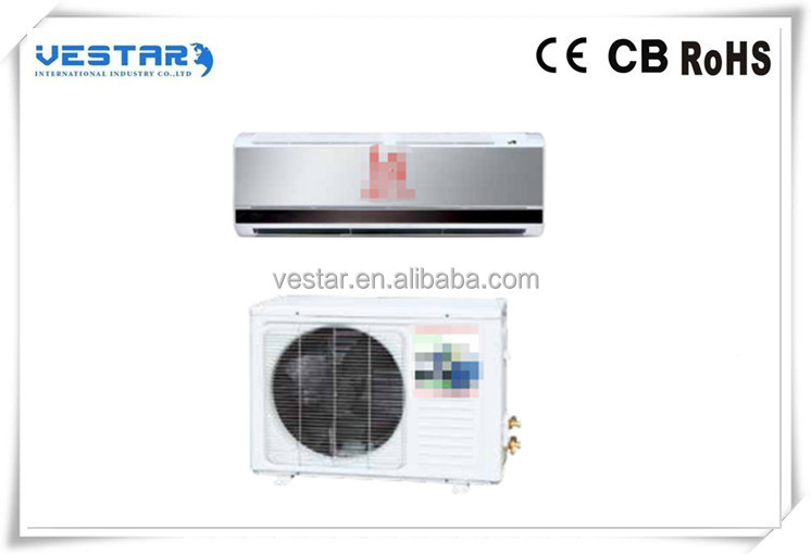 Condensing unit 220V 50Hz AC split cooling only air conditioner for sale