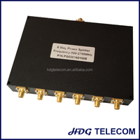 800-2700MHz SMA 6 ways Power divider