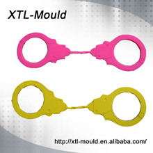Funny Manacle and Engraved Handcuffs for Kid or Sexy Toy
