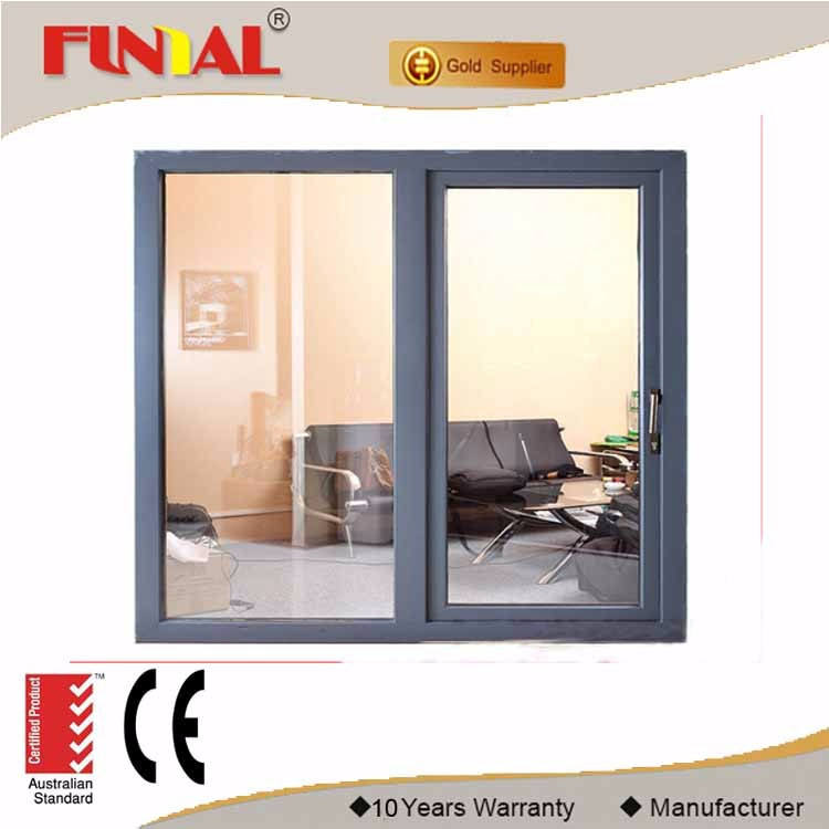 Factory high quality aluminum sliding window