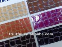 TPU Emboss Leather for shoes