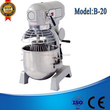 factory outlet full stainless steel 10 litre planetary mixer machine food mixers