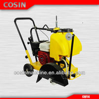 Cosin CQF14 portable cutter gasoline concrete road saw