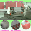 epe foam sheet making machine/pe foam sheet machine/pe foam machine