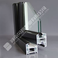 BEIDI Casement Window and Door PVC Profile/Co-extrusion PVC Profile