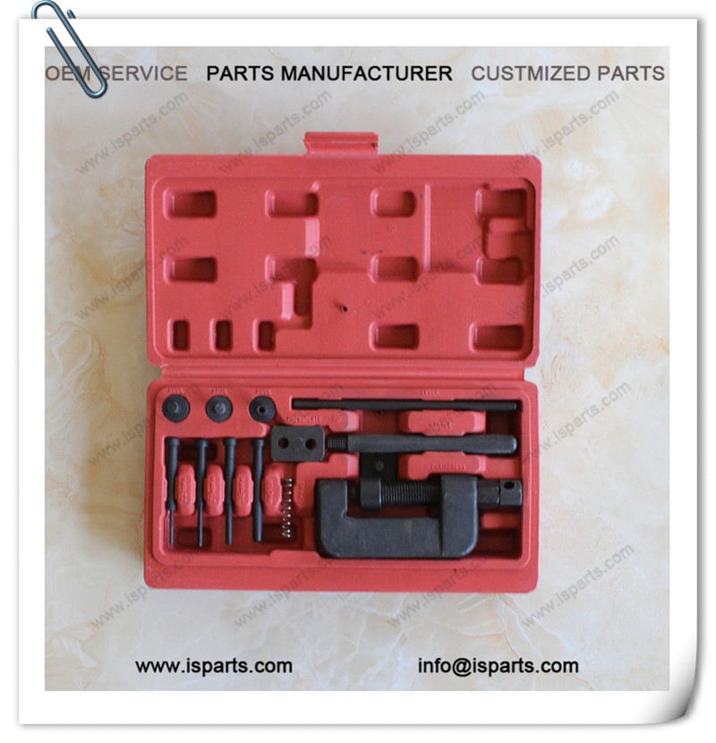 High Quality Chain Breaker And Riveting Tool Set For Motorcycle Tools