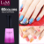 LVMAY Soak Off Temperature changing color Gel Polish base and top coat
