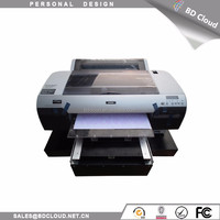 2016 top-selling DTG model A2 desktop t-shirt printer, a2 dtg printer white ink printing