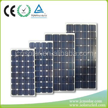 low price and high efficiency PV 5w to 250w transparent solar panel price for Pakistan ,Africa market