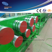 pp pet plastic packing strap extrusion line/machine