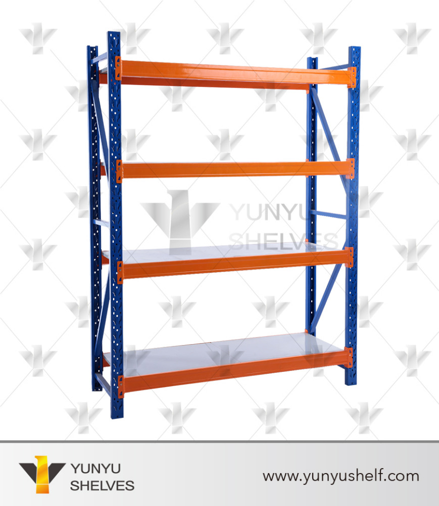 Heavy duty fabric display pipe rack system
