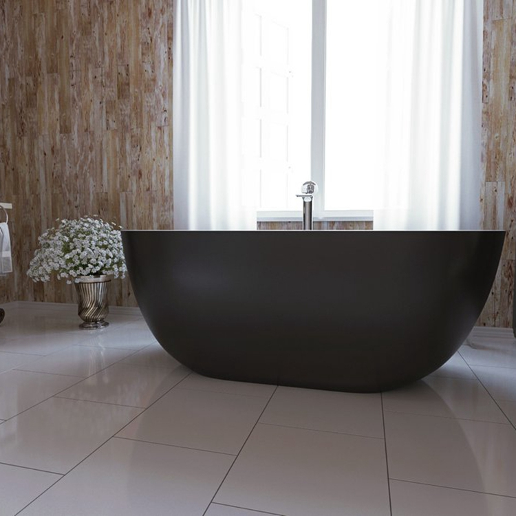 Wholesale cheap marble stone freestanding custom bathtubs