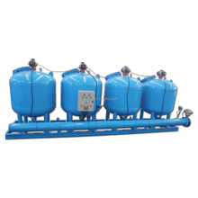 Rapid Sand Filter Tank /pressure vessel for water treatment