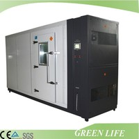 Stability test and storage usage programmable laboratory cold room walk-in environmental chamber