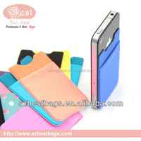 custom simple design cheap promotional atm card cover